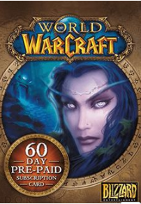 Фотография world of warcraft - game card 60 дней (eu)+ wow classic