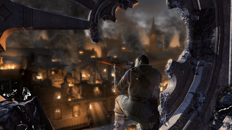Sniper Elite V2 Steam Key + DISCOUNT + BONUS GIFTS +