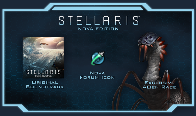 Stellaris Nova Edition (STEAM RU)