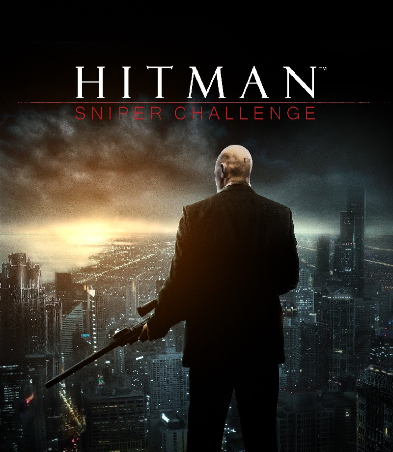 Hitman: Sniper Challenge - Steam(Region Free) + ПОДАРОК