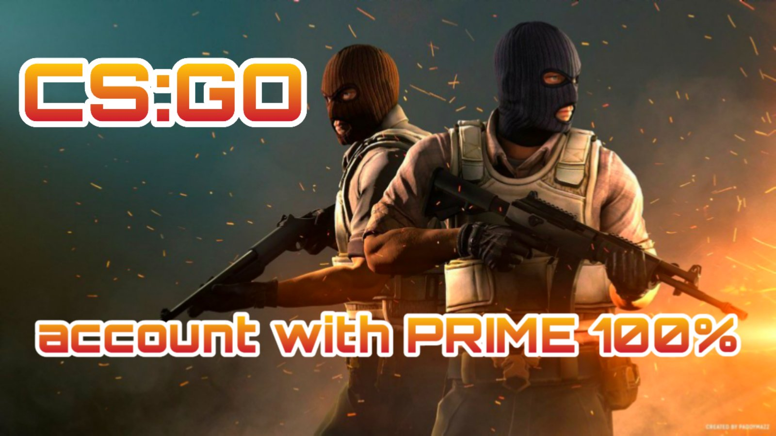 Фотография cs:go [prime] 🔥 - новый аккаунт + почта ✅