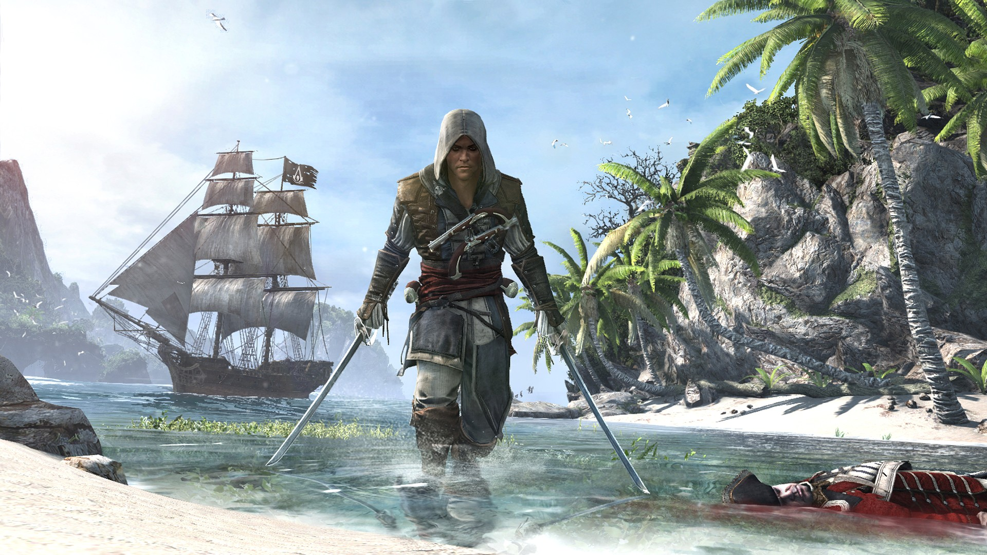 ASSASSIN'S CREED IV + WARRANTY + DISCOUNT + MORE INSIDE