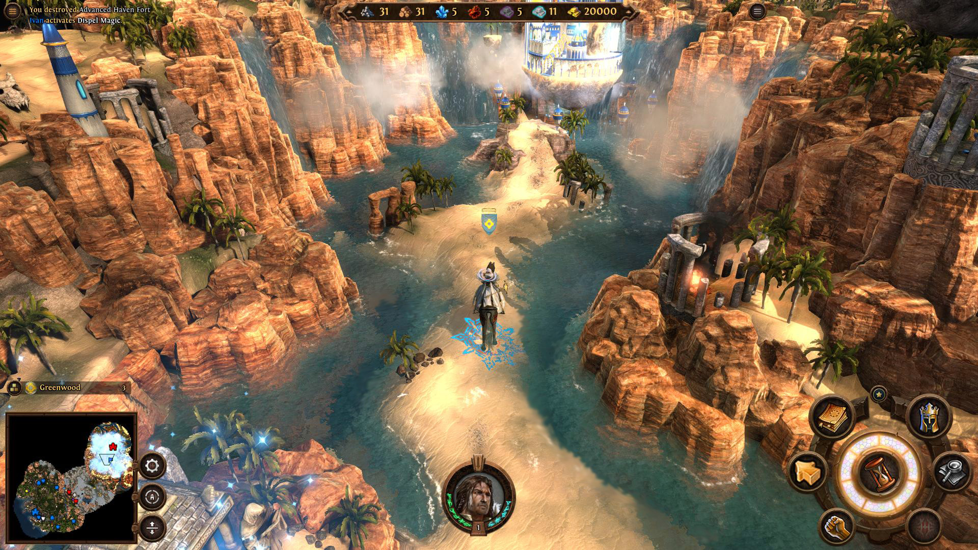 MIGHT & MAGIC HEROES VII + WARRANTY + DISCOUNT + MORE