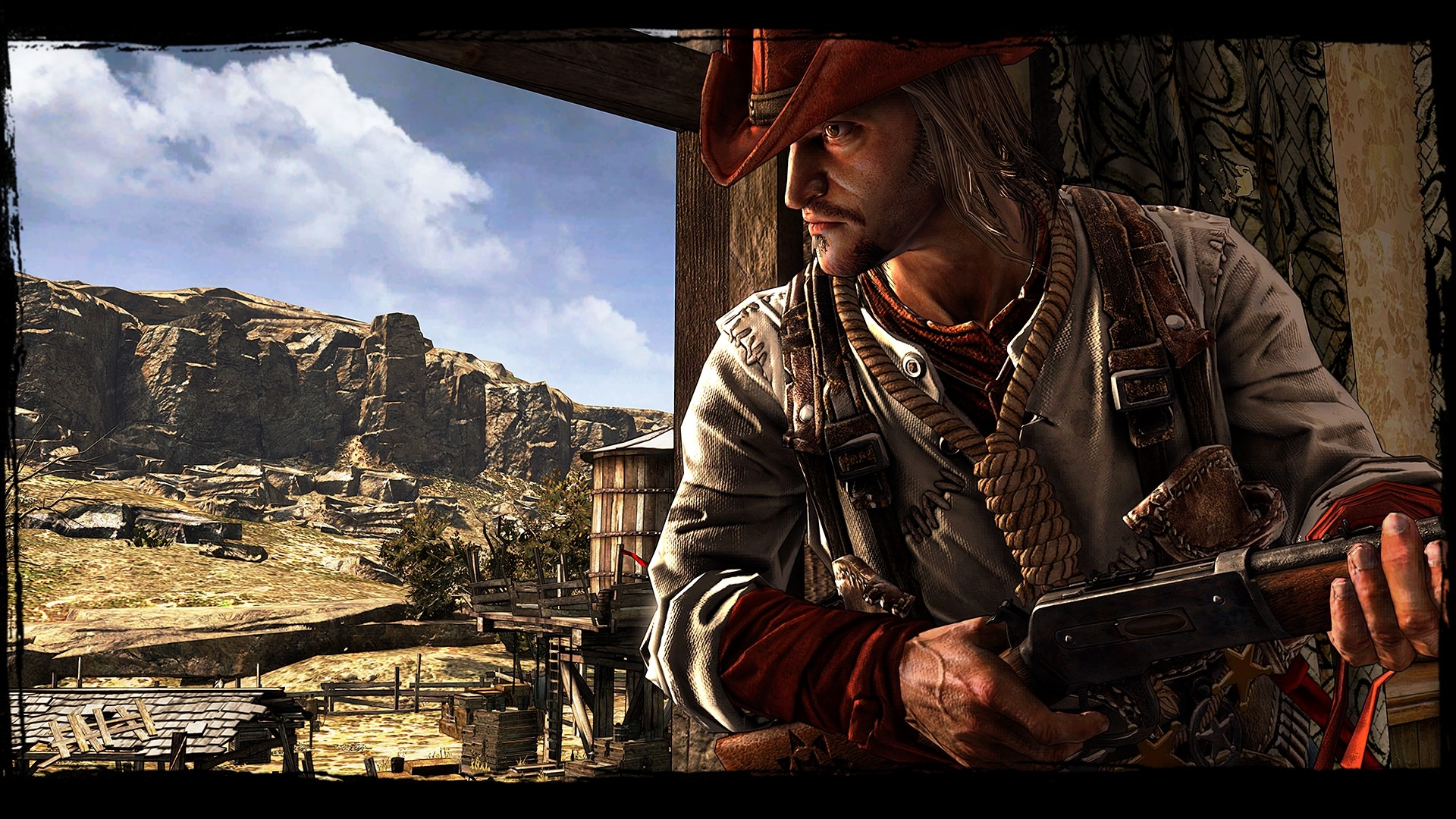CALL OF JUAREZ: GUNSLINGER (STEAM KEY / REGION FREE)