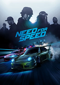 NEED FOR SPEED (2016) [RUS] + SECURITY + INSIDE