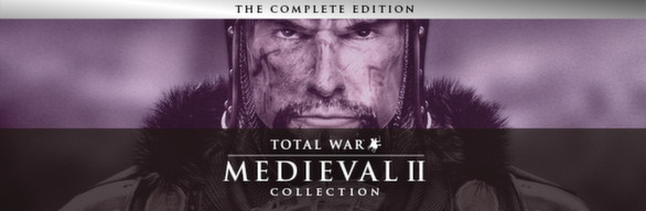 MEDIEVAL II TOTAL WAR COLLECTION (STEAM KEY / ROW)