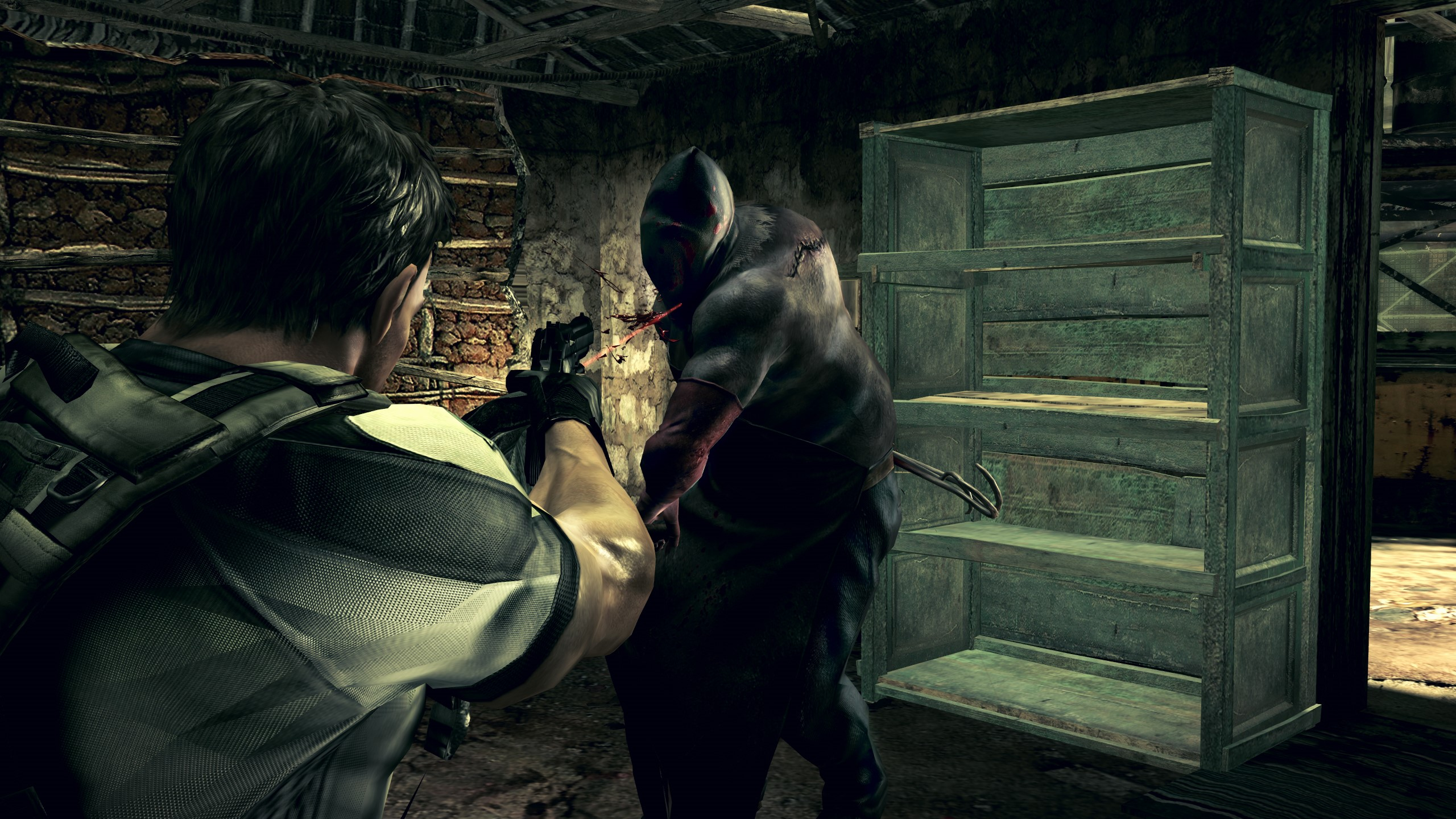 RESIDENT EVIL 5 / BIOHAZARD 5 (STEAM KEY / ROW)