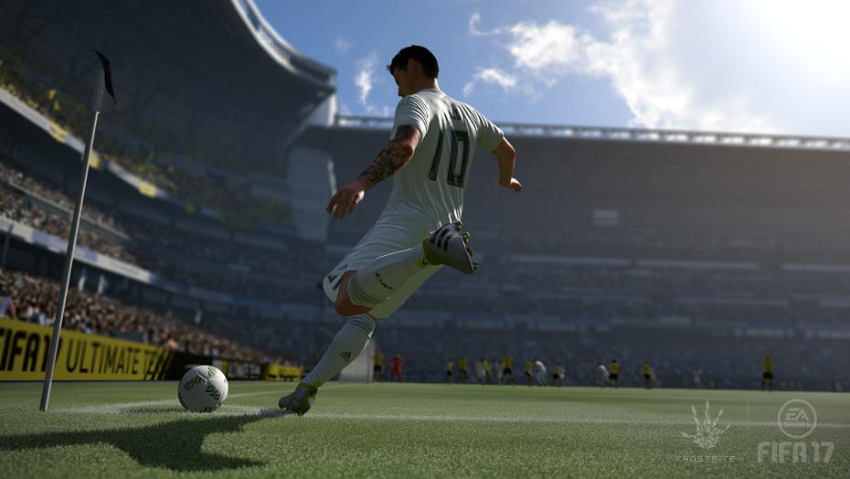 Скриншот  3 - FIFA 17 + ПОЖИЗНЕННАЯ ГАРАНТИЯ + СКИДКИ + БОЛЬШЕ ВНУТРИ