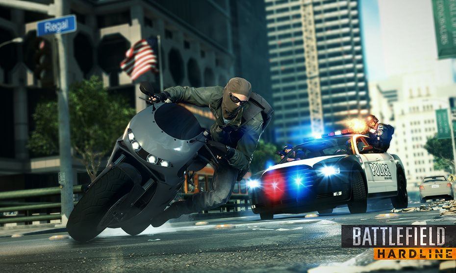 BATTLEFIELD HARDLINE ULTIMATE EDITION + BONUS + INSIDE