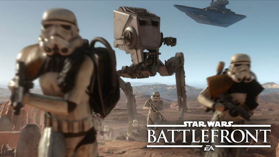 STAR WARS™ BATTLEFRONT ULTIMATE + WARRANTY + INSIDE