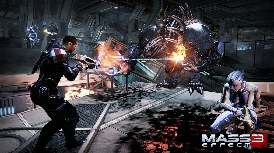MASS EFFECT 3 + WARRANTY + DISCOUNT + MORE INSIDE