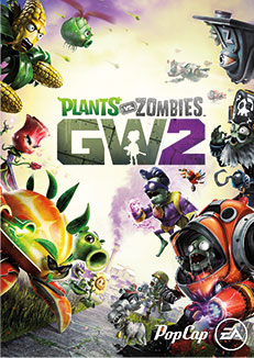 PLANTS VS. ZOMBIES GARDEN WARFARE 2 + WARRANTY + MORE