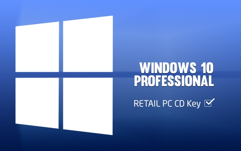 Скриншот  1 - Windows 10 Professional 32/64 bit — 1 PC
