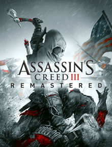 ASSASSIN´S CREED III REMASTERED + WARRANTY + DISCOUNT