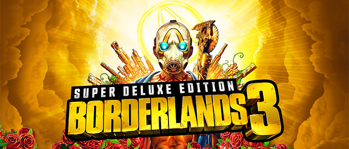 BORDERLANDS 3 SUPER DELUXE + WARRANTY + CASHBACK + MORE