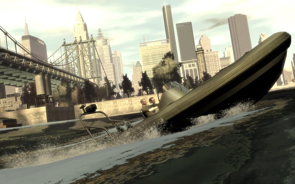 GTA IV: THE COMPLETE EDITION [MULTI] (RGSC KEY/GLOBAL)