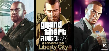 Grand Theft Auto IV:Complete Edition(Steam/Region free)