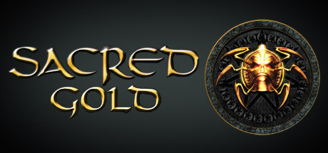 Sacred Gold(Steam Gift/ROW/Region Free)