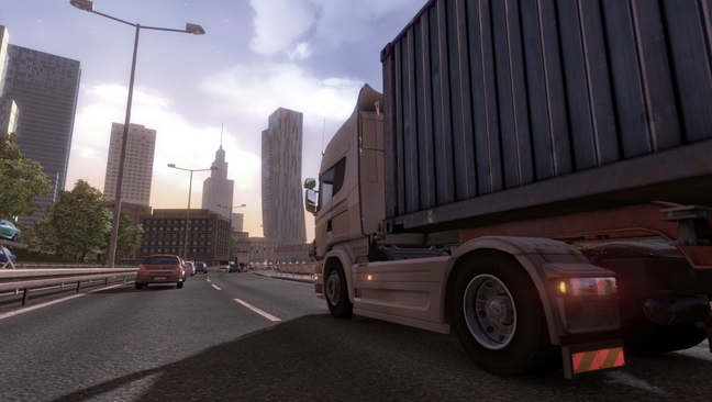 Euro Truck Simulator 2-Going East (Steam Gift / ROW / Free)