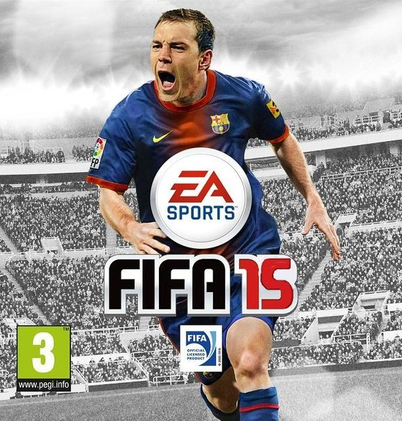 FIFA 15 (Origin) CD-KEY