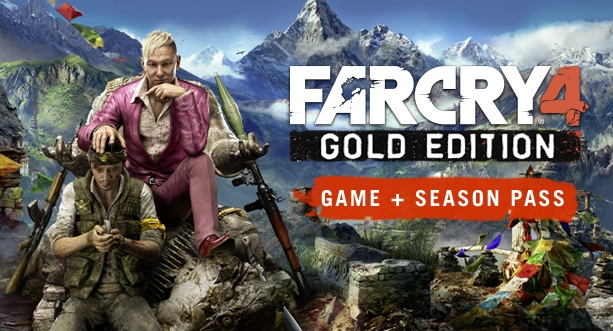 Far Cry® 4 Gold Edition(GLOBAL|Multilang|Uplay)