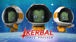 Kerbal Space Program(steam gift/ROW)