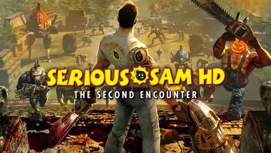 Serious Sam HD:The Second Encounter (STEAM GIFT)RU/CIS