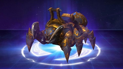 Купить HEROES OF THE STORM - MECHANOSPIDER MOUNT (REG.FREE)