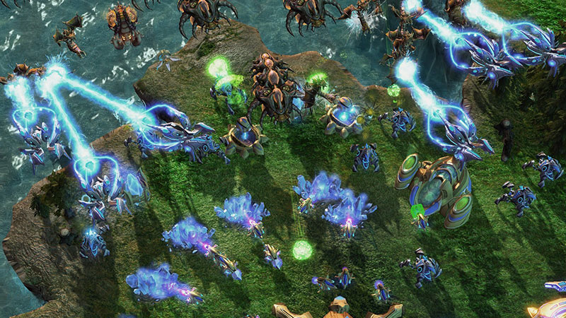 StarCraft 2 II: LEGACY OF THE VOID+ARTANIS+GIFT FOR ALL