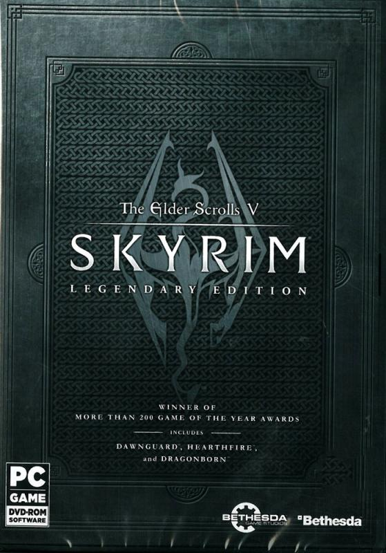 The Elder Scrolls V 5 Skyrim Legendary (STEAM)+ПОДАРОК