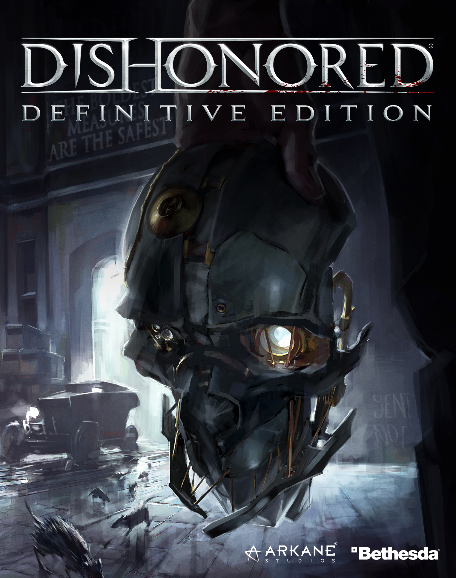 Dishonored Definitive Edition (Steam/Region Free)+GIFT