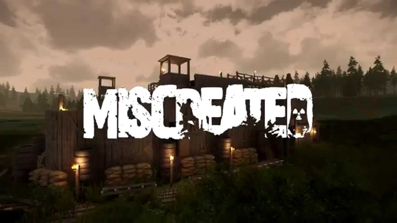 Miscreated (Steam Gift/Region Free) + GIFT