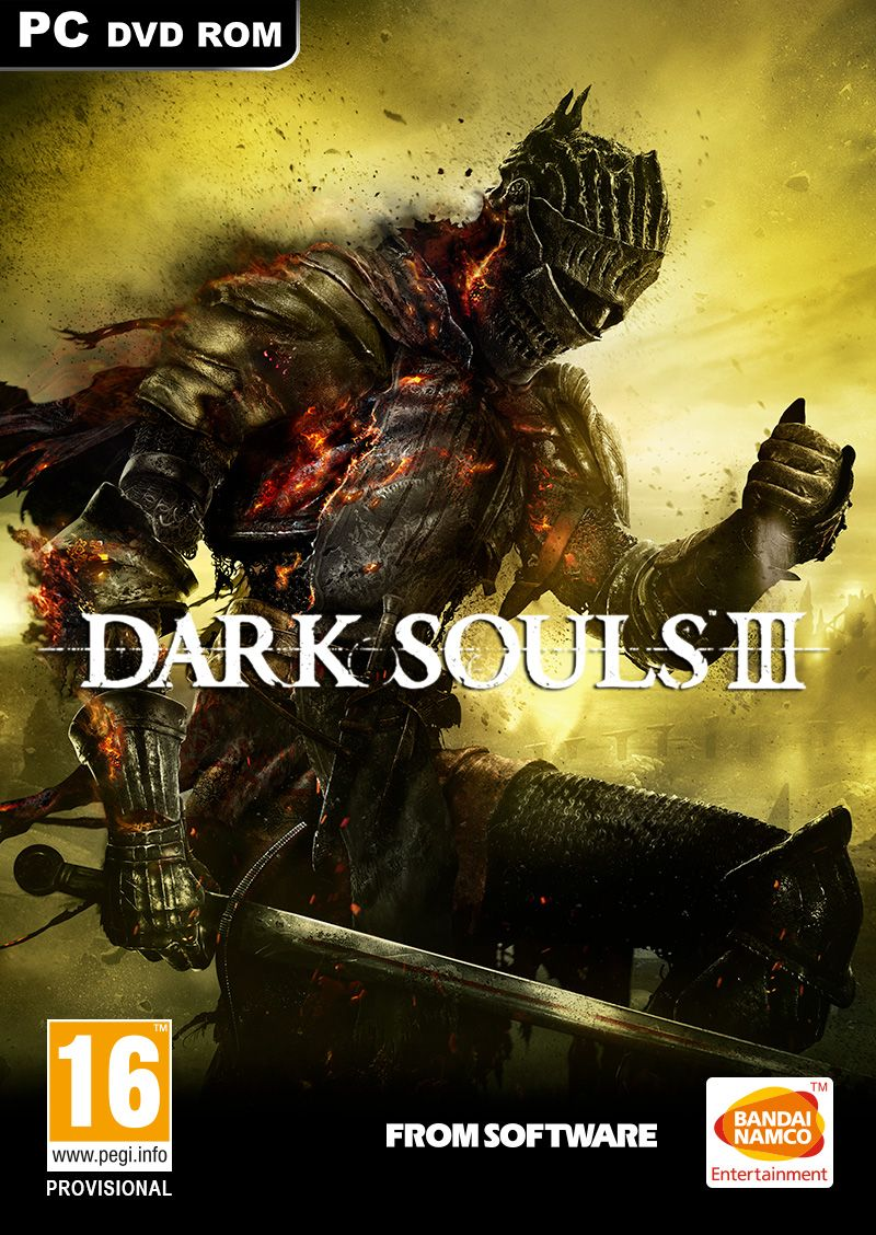 DARK SOULS 3 III (Steam KEY) + GIFT