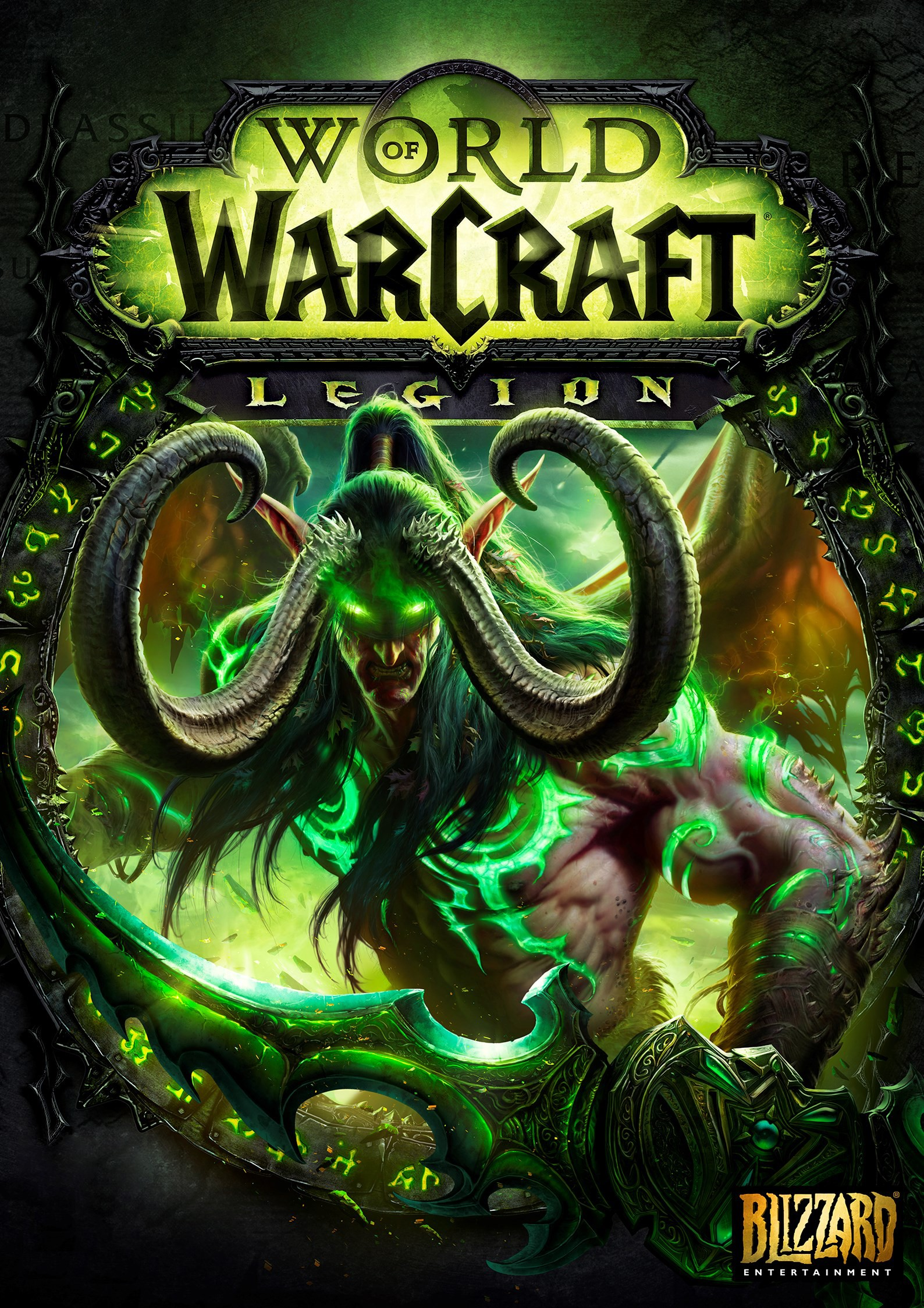 WORLD OF WARCRAFT: LEGION (EURO REGION +100 LVL)+GIFT