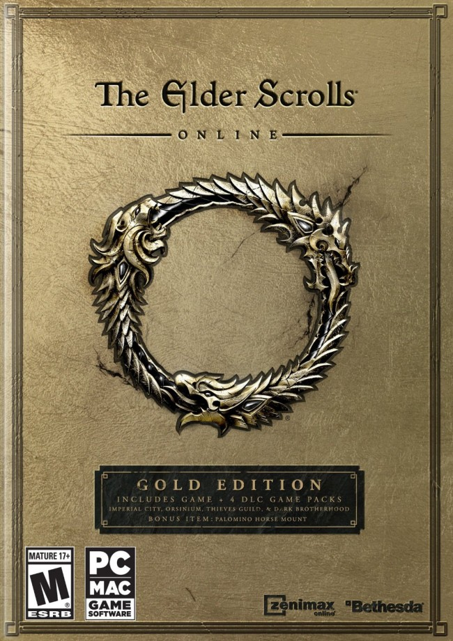 The Elder Scrolls Online: Gold Edition (STEAM)+ПОДАРОК