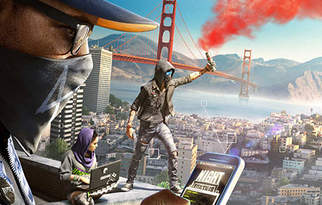 Watch Dogs 2 (Uplay KEY)+GIFT