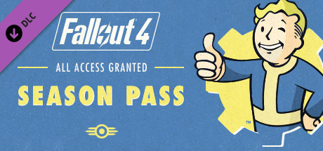 Fallout 4: Season Pass (Steam KEY/Region Free)+GIFT