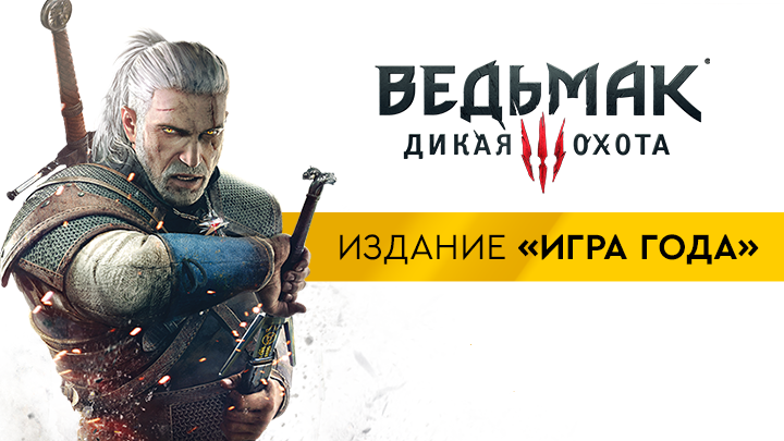 The Witcher 3: Wild Hunt Game of Year (GOG KEY) + GIFT