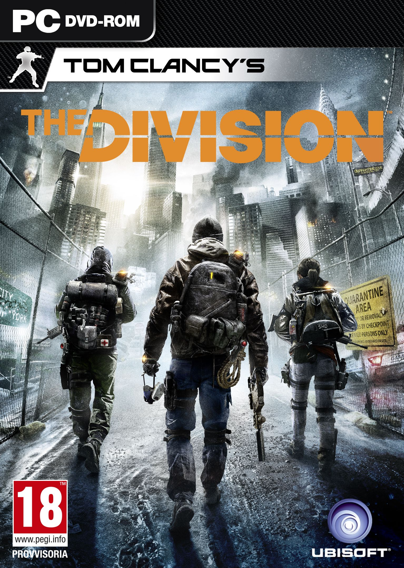 Купить Tom Clancy´s The Division Standard (Uplay KEY)+ПОДАРОК