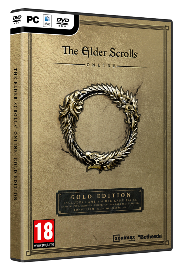 Купить The Elder Scrolls Online: Gold Edition (Region Free)