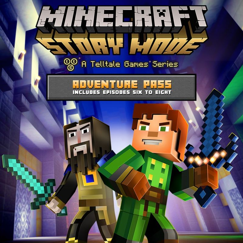 Buy Minecraft: Story Mode Adventure Pass DLC (Steam key) and download