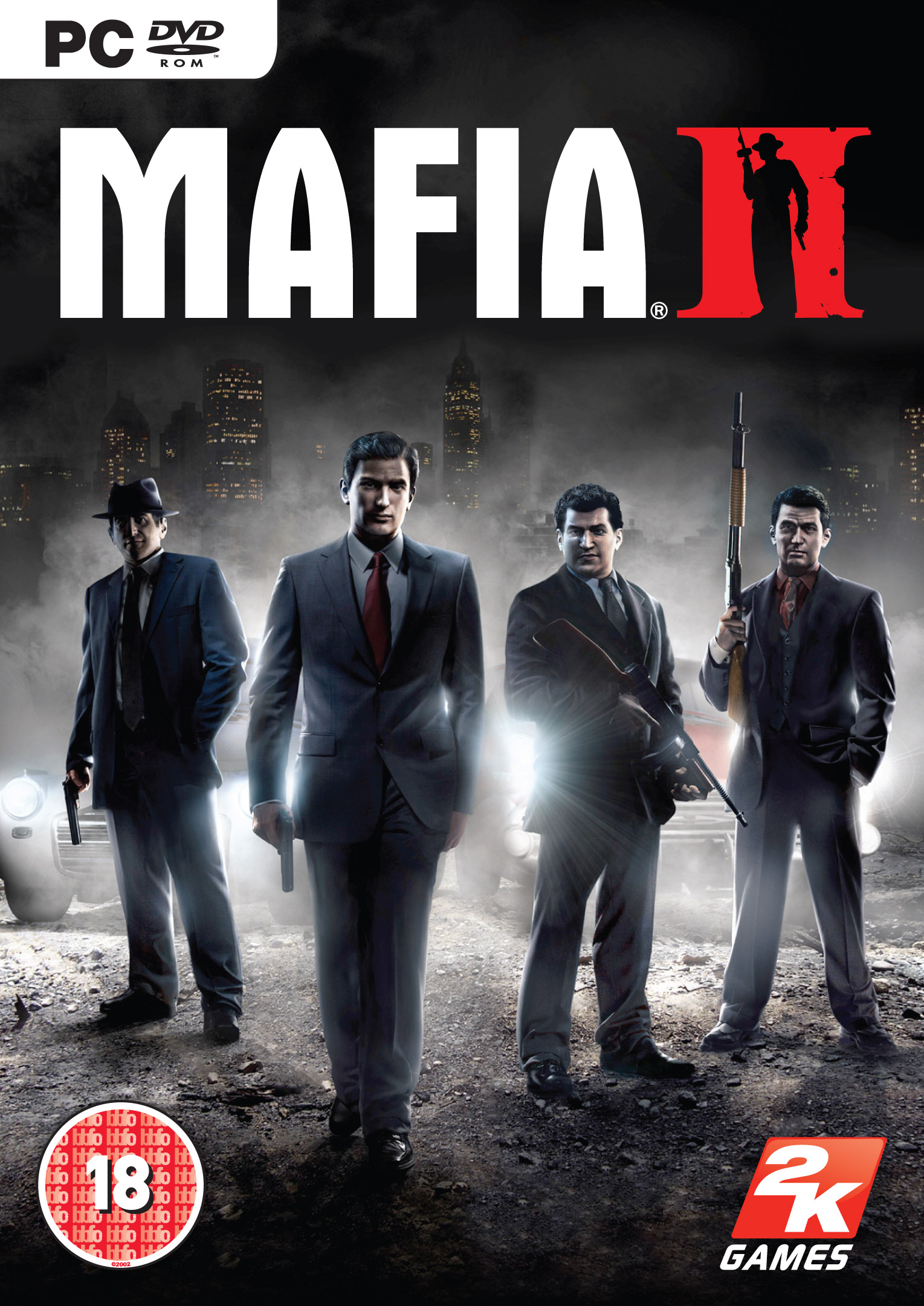 Mafia 2 II (Steam Key)+ПОДАРОК