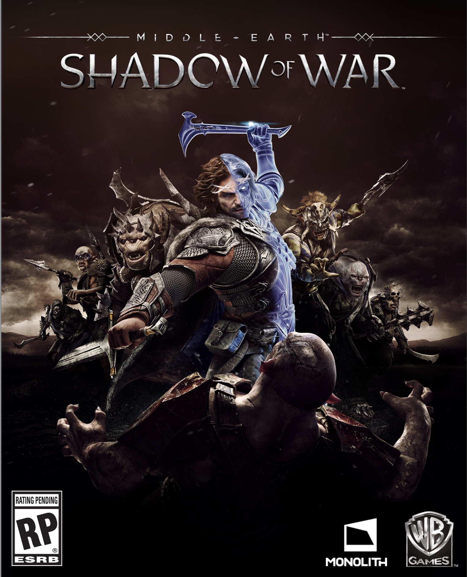 MIDDLE-EARTH: SHADOW OF WAR (Steam Key)+GIFT
