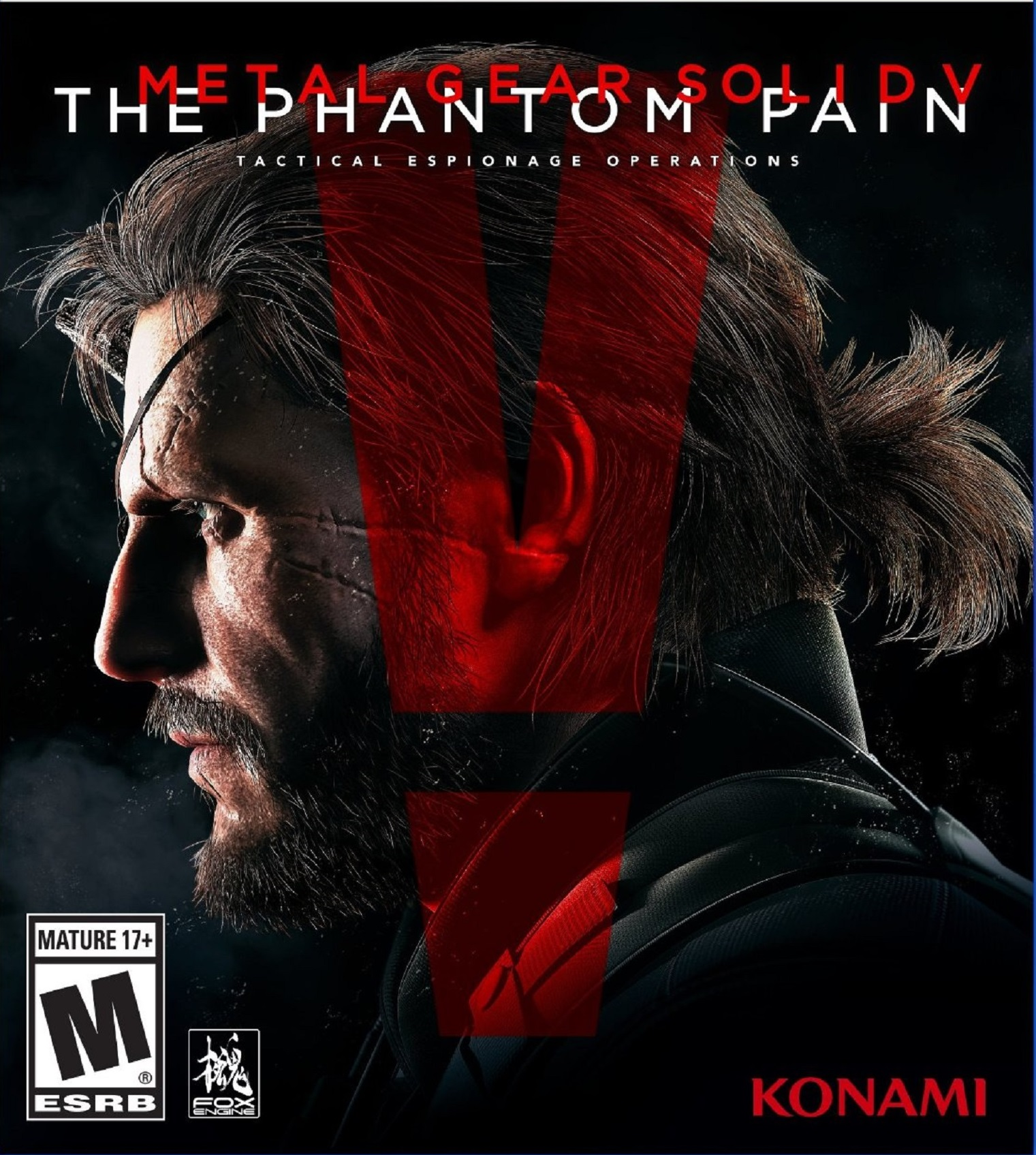 Metal Gear Solid V: The Phantom Pain (STEAM)+GIFT