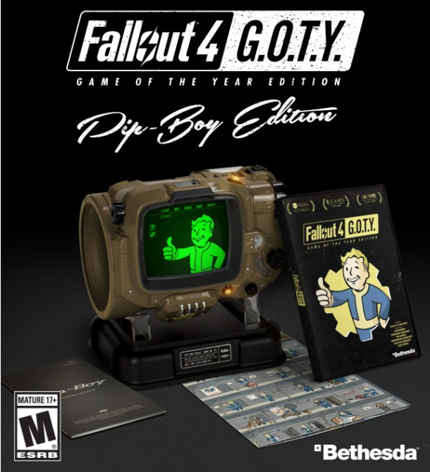 Fallout 4 GOTY Edition ✅(Steam Ключ)+ПОДАРОК