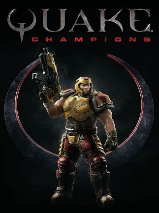 Quake Champions: Starter Pack with 2 champ. Region Free
