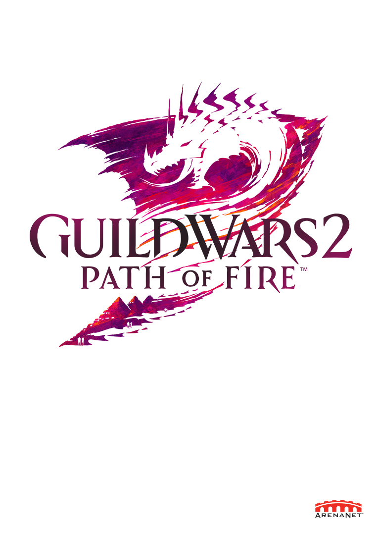 GUILD WARS 2: PATH OF FIRE+HEART OF THORNS ✅+GIFT
