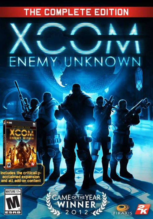 XCOM Enemy Unknown The Complete ✅(Steam Key)