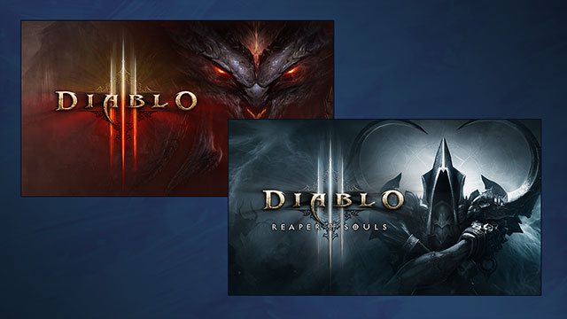 Diablo III: Battle Chest (Battle.NET RU/EU/US)+GIFT