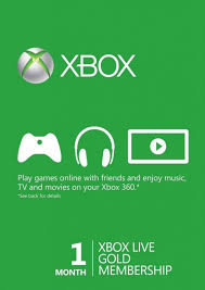 XBOX LIVE GOLD CARD 1 month ✅(RU/EU/US)+GIFT
